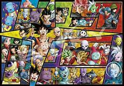 Jigsaw Puzzle Dragon Ball Super Whole Universe Large Adventure 10... From Japan