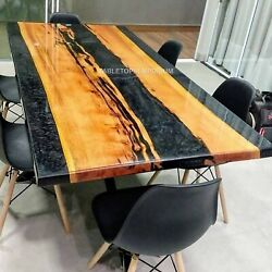 Noyer Clair Andeacutepoxy Table-dining-living-kitchen-office-coffee-design Randeacutesine Table