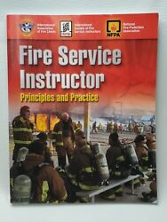 Fire Service Instructor Principles And Practice Nfpa Iafc Isfsi Trade Paperback