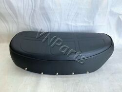 Honda Dax Ct70 Seat Trail 70 St50 St70 Repro Saddle With Chrome Button Style.