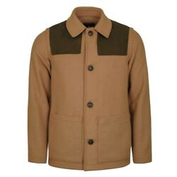 Gloverall Collins Donkey Jacket Camel