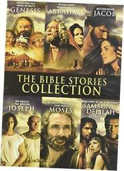 The Bible Stories Collection Dvd