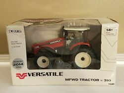 Ertl Versatile 310 Mfwd Tractor 2014 Edition 1/32 Scale New In Dented Box