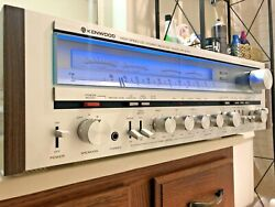 Vintage Kenwood Kr-8050 Stereo Receiver - Clean Condition
