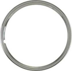 Ford Pickup Truck Wheel Trim Ring - Stainless Steel - For 16 Wheels 48-17103-1