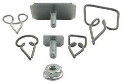 Trim Clip Kit - 142 Clips And 54 Bolts - Ford Fordor 32-12991-1