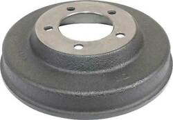 Front And Rear Brake Drum - Hub Fits Over Outside Of Drum - 4hub Od - 12 X 2-1/8 -