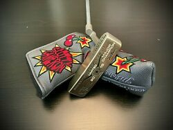 Scotty Cameron Inspired By Jordan Spieth Limited Edition Putter