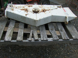 Case Lawn And Garden Tractor L40 Mower Deck