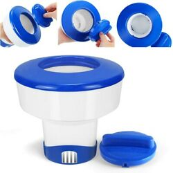 Tablets Chlorine Dispenser Floating for Water Treatment Make Water Clarity