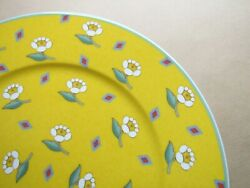Villeroy And Boch Switch Ava Yellow 12⅝ 32.3cm Chop Plate / Platter Ref7040