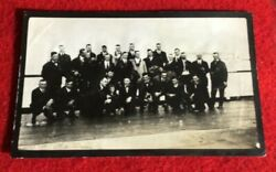 1914 Andldquobaseball World Tourandrdquo Team Photo With Grover Alexander Ray Chapman And Others