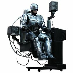 Movie Masterpiece Diecast Robocop [with The Docking Station] 1/6 S... From Japan
