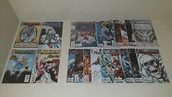 Majestic Dc Comics Complete Set-mostly Nm-mini Series 1-4 And Ongoing Series 1-17