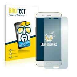 Oppo R11 , 2 X Brotect® Hd-clear Screen Protector, Hard-coated