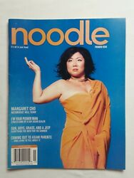 Noodle - Asian Gay Interest Magazine - Premiere Issue 1 2002 Margaret Cho