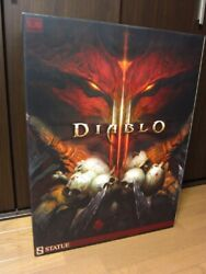 Sideshow Diablo 3 Limited 2000pcs Completed Statue Figurine Deadstock From Japan