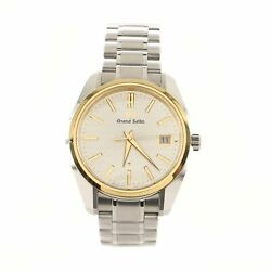 Grand Seiko 25th Anniversary Memorial Limited Edition Quartz Watch Stainless
