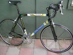 Colnago Active Road Bike 62cm. Made In Italy. Super Condition. Great Looking.