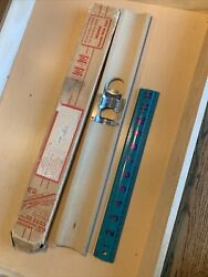Lee's 17-1/2 Wood Base Corn Cutter, In Box, Was Mailed With 2 6 Cent Stamps