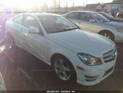 Engine 204 Type C250 Coupe Fits 12 Mercedes C-class 745091
