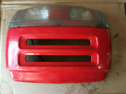 Mtd Lawn Chief Riding Lawn Mower Grill And Headlight Lens Assembly 783-0477a-0638