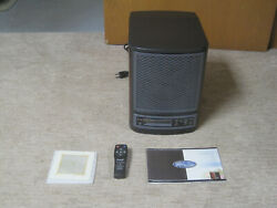 Fresh Air Ecoquest Air Purifier Ionizer Sanitizer Ozone And Remote Tested Working
