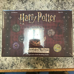Harry Potter Monster Charms And Potions Expansion Hogwarts Battle Card Game New