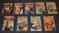Dc Comics Weird Western Tales Jonah Hex Issues 3031323334353637 And 38 1