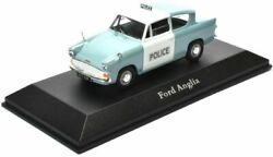 143 Scale Model And039best Of British Police Carsand039 Collection Diecast - Choose Model