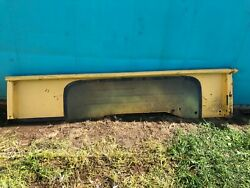 1960and039s Chevrolet Gmc Bedside Front Panel Cross Sills