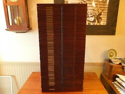 Rare Antique 54 Drawer Coin Safe Insert For Serious Numismatist Collectors Dream
