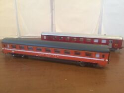 Lima Ho Made In Italy Two Passenger Car Of The Sbb Cff