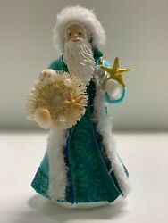White Father Christmas 18th In The Series 2021 Ornament