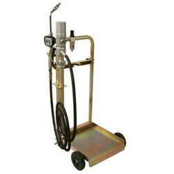 Liquidynamics 20073-s41 Mobile Cart System W/electronic Meter And Cover