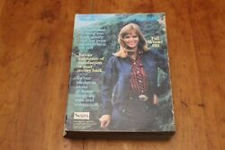 Vintage Sears Roebuck And Company Fall Winter 1981 Catalog 1622 Pages Midwest/east