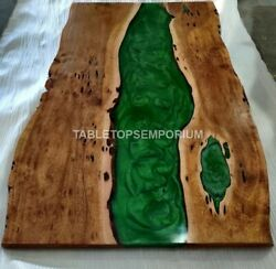 Bois Solide Andeacutepoxy Table Noyer Andeacutepoxy Table Dandicircner Andeacutepoxy Table Tops