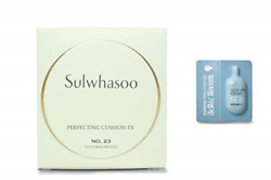 Sulwhasoo Perfecting Cushion Refill 23 Natural Beige 15g Refill Only, 2019
