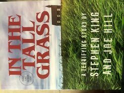 Stephen King Joe Hill In The Tall Grass Independent Book Store Day Limited