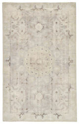 Jaipur Living Modify Hand-knotted Medallion Gray/ Blue Area Rug 8'x11'