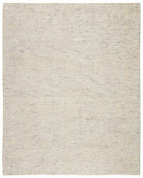 Jaipur Living Abelle Hand-knotted Medallion Gray/ Beige Area Rug 9and039x13and039