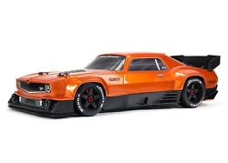 Arrma Felony 6s Blx Brushless 1/7 Rtr Electric 4wd Street Bash Muscle Car Orang