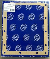 Oil Pan Gasket For Volvo Penta Md6a Md6b Md7a Md7b Ro 859036 3875377