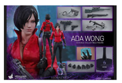 Hot Toys Masterpiece Biohazard Resident Evil 6 Ada Wong 1/6 Scale Toy Figure