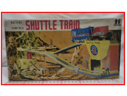 Tomy Shuttle Train Locomotive Rare Vintage Toy Shipped From Japan