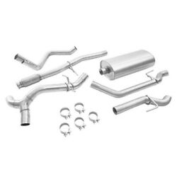 Genuine Gm Performance Cat-back Exhaust System Upgrade 84964743 2020-2021 6.2l