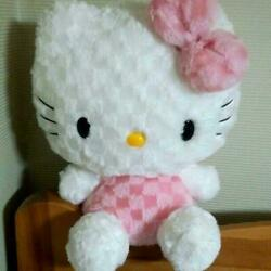 Sanrio Hello Kitty Character Prize Plush Toy With Tag Shipped From Japan