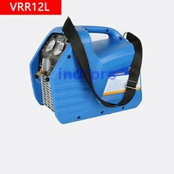 For Air Conditioning Refrigerant Recovery Unit Recycling Machine Vrr12l 220v