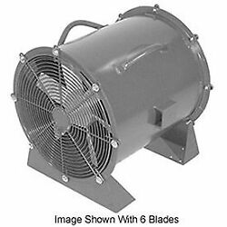 Americraft 30 Exp Aluminum Propeller Fan With Low Stand 1/2 Hp 8900 Cfm 3