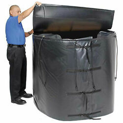 Powerblanket Th550 Insulated Ibc Steel Tote Heater, 550 Gallon Capacity